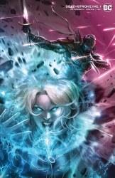 Deathstroke Inc #1 Francesco Mattina Cvr B (9/29/21)