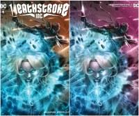 Deathstroke Inc #1 Francesco Mattina Cvr Set (9/29/21)