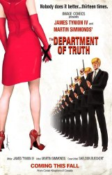 Department of Truth #13 Sheldon Buecker James Bond (9/29/21)