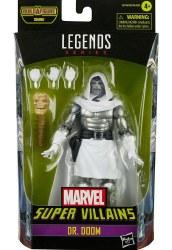 Marvel Legends Super VillainsDr. Doom 6IN AF