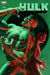Hulk #1 Exclusive Double Exposure Yoon Cover A (11/10/21)