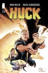 Huck #2Rafael Alburquerque Variant