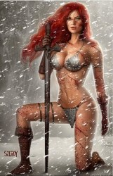 Red Sonja Age of Chaos #2 C2E2Nathan Szerdy Exclusive Var