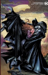 I Am Batman #1 Tyler Kirkham Cvr B (9/29/21)