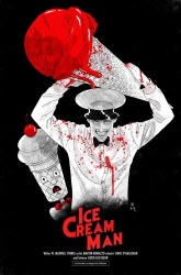 Ice Cream Man #25 Megan Hutchison-Cates Evil Dead Poster Homage Cover B Variant