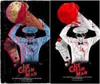 Ice Cream Man #25 Megan Hutchison-Cates Evil Dead Poster Homage Bundle