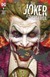 Joker Puzzlebox #1 Ryan BrownCover A Variant (8/3/21)