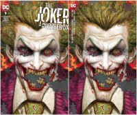 Joker Puzzlebox #1 Ryan BrownCover Bundle (8/3/21)