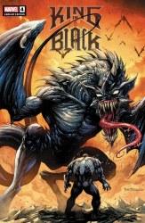 King in Black #4  Tyler Kirkham Cover A Variant