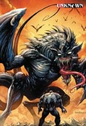 King in Black #4  Tyler Kirkham Cover B Virgin Variant