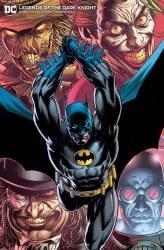 Legends of the Dark Knight #1Jason Fabok Cover B Virgin Var