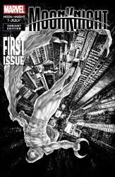 Moon Knight #1 Alan Quah Cover A Variant (7/21/21)