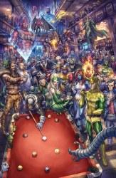 The Marvels #2 Alan Quah Cover B Variant