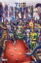 The Marvels #2 Alan Quah Cover A Variant