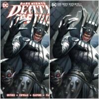 Dark Nights Death Metal #4 Ryan Brown Cover Bundle