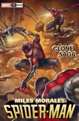 Miles Morales Spider-Man #25 Skan Cover A Variant