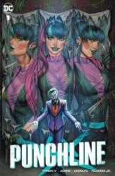 Punchline #1 Ryan Kincaid Cover A Variant