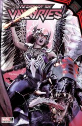 Return of the Valkyries #1 Mike Mayhew Cover A Variant