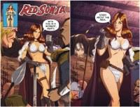 Red Sonja #27 Des Taylor Cover Bundle w/ COA