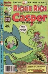 Richie Rich and Casper #33