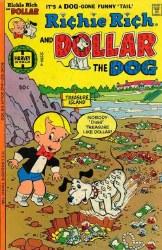 Richie Rich and Dollar Dog #1