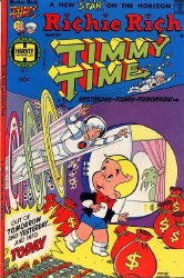 Richie Rich and Timmy Time #1