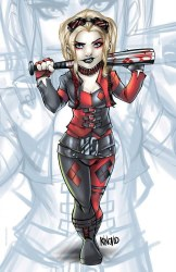 Suicide Squad #5 Ryan Kincaid Chibi SIGNED Cover C Var (7/7/21)