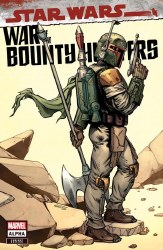 SW War of the Bounty Hunters Alpha #1 Minkyu Jung Cover A Variant