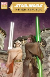 Star Wars High Republic #7 Marco Turini Cover A (7/28/21)