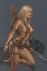 Sheena Queen of Jungle #1 Celilina Variant w/ COA (11/3/21)