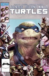 Tmnt Ongoing #111 Hal Laren 616 Comics Cover A Homage Varian