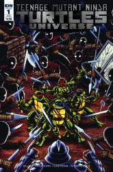 Teenage Mutant Ninja TurtlesUniverse #1 Eastman And Laird