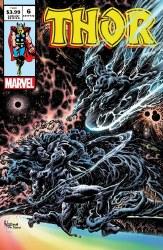 Thor #6 Kyle Hotz Cover A