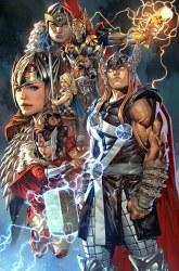 Thor #15 Kael Ngu Cover B Virgin Variant (7/14/21)