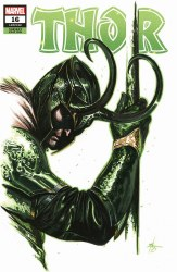 Thor #16 Gabriele Dell'Otto Cover A Var (8/25/21)