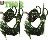 Thor #16 Gabriele Dell'Otto Cover Set (8/25/21)