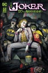 Joker 80th Anniv Ryan Brown Variant Cover A