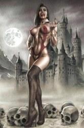 Vampirella #19 Jario ValverdeVirgin Variant