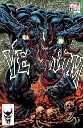 Venom #31 Kyle Hotz Cover A Variant