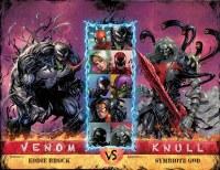 Venom #32 & #33 Tyler Kirkham Connecting Virgin Variant Set