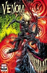 Venom #32 Kyle Hotz Cover A Variant