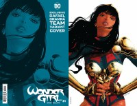 Wonder Girl #1 Team Cvr RafaelGrampa Card Stock Var