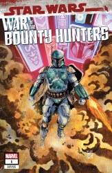 War of the Bounty Hunters #1 Jan Duursema Cover A Variant