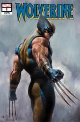 Wolverine #3 Adi Granov CoverA Variant