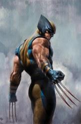 Wolverine #3 Adi Granov CoverC Color Virgin Variant