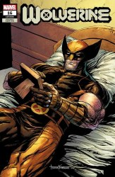 Wolverine #16 Tyler Kirkham Cover A Var (9/29/21)