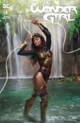 Wonder Girl #1 Carla Cohen Variant