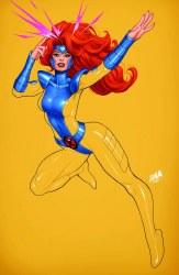 X-Men #2 David Nakayama CoverB Yellow Variant (8/4/21)