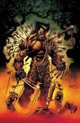 X of Swords Creation #1 Kyle Hotz Cover B Virgin Variant