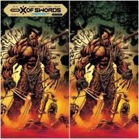 X of Swords Creation #1 Kyle Hotz Cover Bundle
